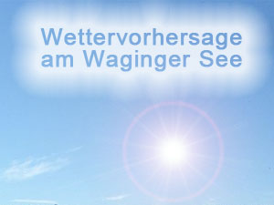Wetter in Waging am See